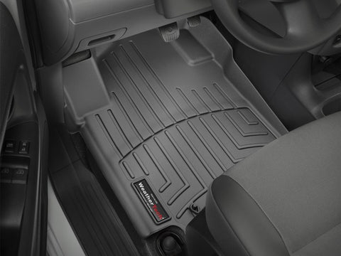 WeatherTech Molded Floor Liners Chevrolet City Express Van - Van Accessories Direct