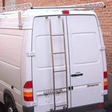 Stainless Steel Van Ladder Sprinter Van 2003-2006 - Van Accessories Direct