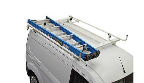 Clamp & Lock Van Ladder Rack Mercedes-Benz Metris Van 16-19 - Van Accessories Direct