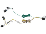 Curt Custom Trailer Wiring Harness Chevy Express , GMC Savana 03-18 - Van Accessories Direct