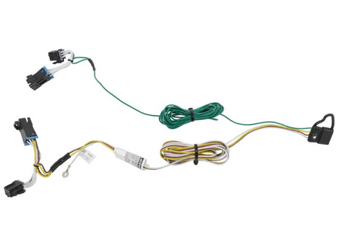[DIAGRAM_3NM]  Curt Custom Trailer Wiring Harness Chevy Express , GMC Savana 03-18 – Van  Accessories Direct | Curt Trailer Wiring Chevrolet Express Van |  | Van Accessories Direct