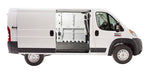 VanRug Carpet Cargo Liner RAM ProMaster City Van - Van Accessories Direct