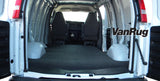 VanRug Cargo Liner Chevy Express, GMC Savana Van - Van Accessories Direct