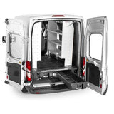 "Cargo Drawers Deck System Ford Transit Van 148""WB 14-19 - Van Accessories Direct"