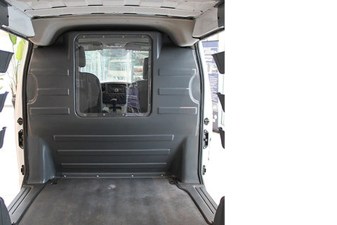 Composite Cab Partition Chevy City Express Van 15-19 - Van Accessories Direct