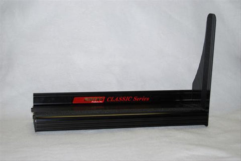 Aluminum Black Runningboards Dodge Ram Van 1994-2004 - Van Accessories Direct