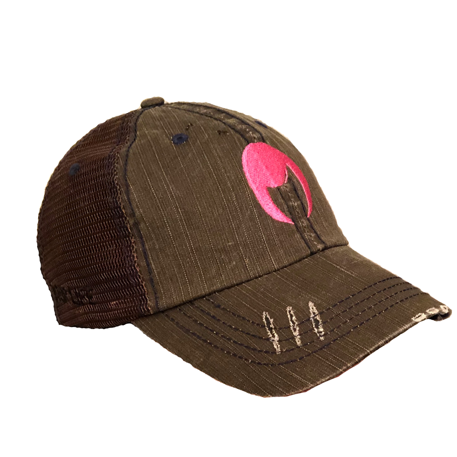 Brown Trucker Cap