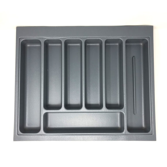High Quality Plastic Cutlery Tray Utensil Holder, To Suit 600 Drawers