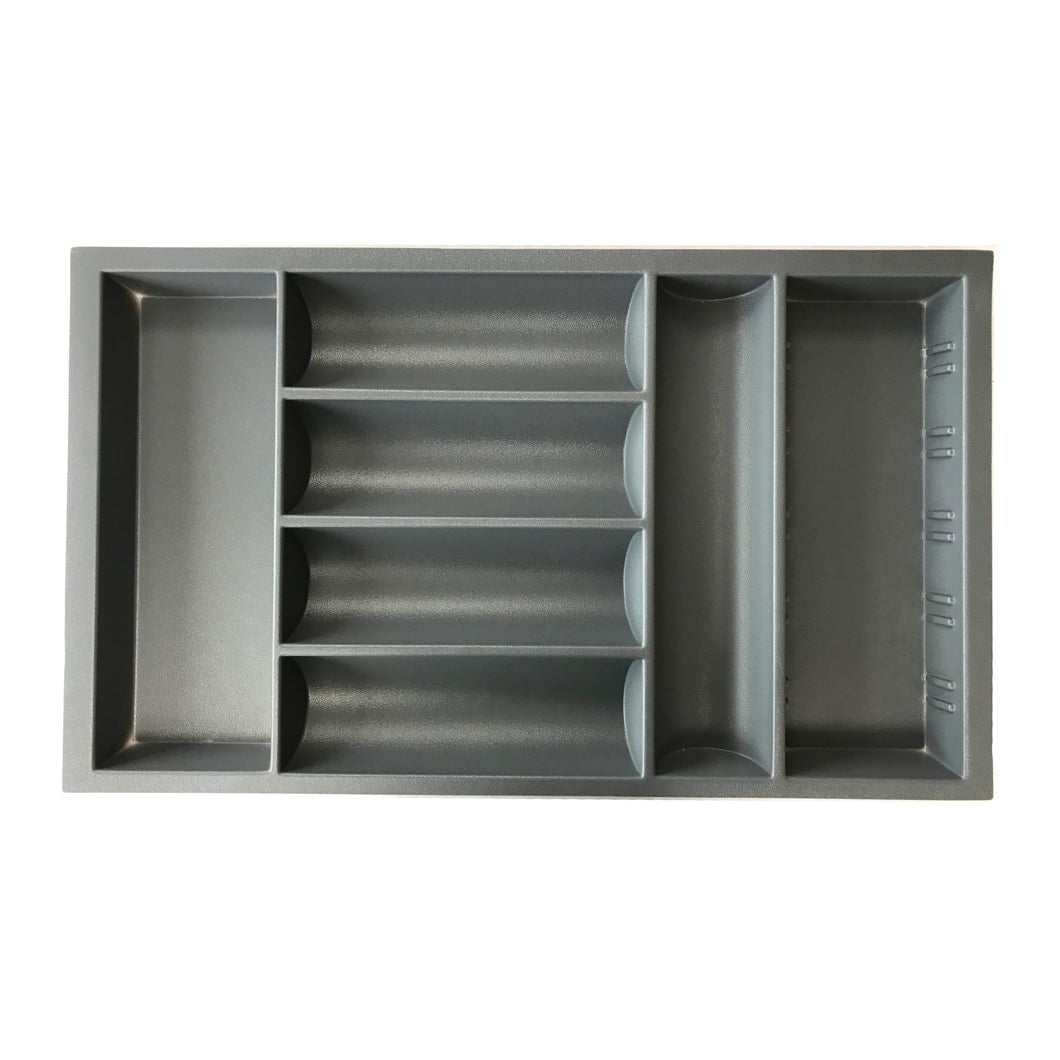 High Quality Plastic Cutlery Tray Utensil Holder, To Suit 800 Drawers