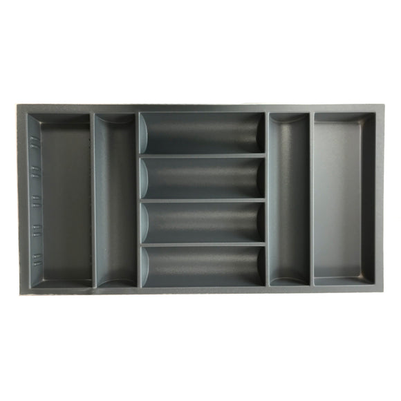 High Quality Plastic Cutlery Tray Utensil Holder, To Suit 900 Drawers