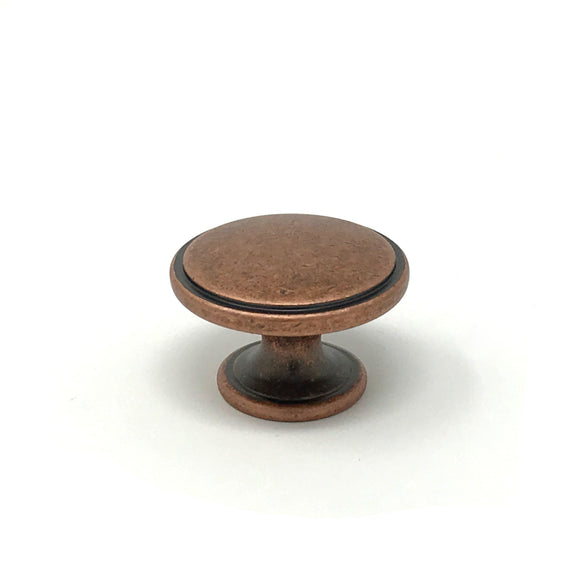 Antique Copper Knob