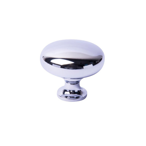 Chrome Kitchen Knob