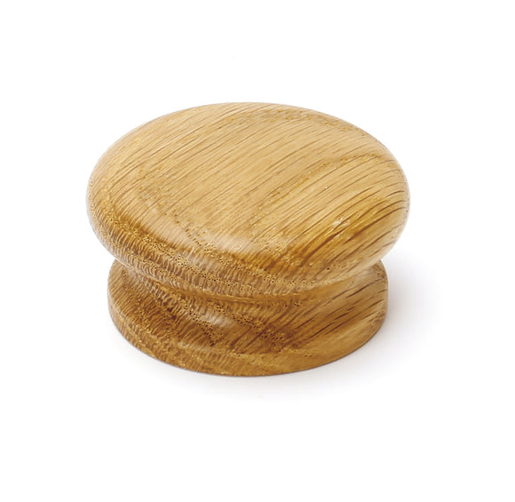 55mm Lacquered Oak Knob