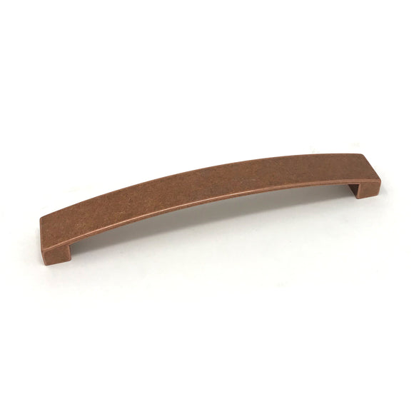 160mm Antique Copper Bow Handle