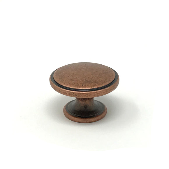 38mm Antique Copper Knob