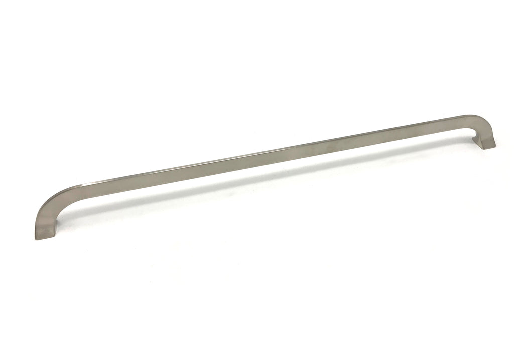 320mm Brushed Nickel D Handle