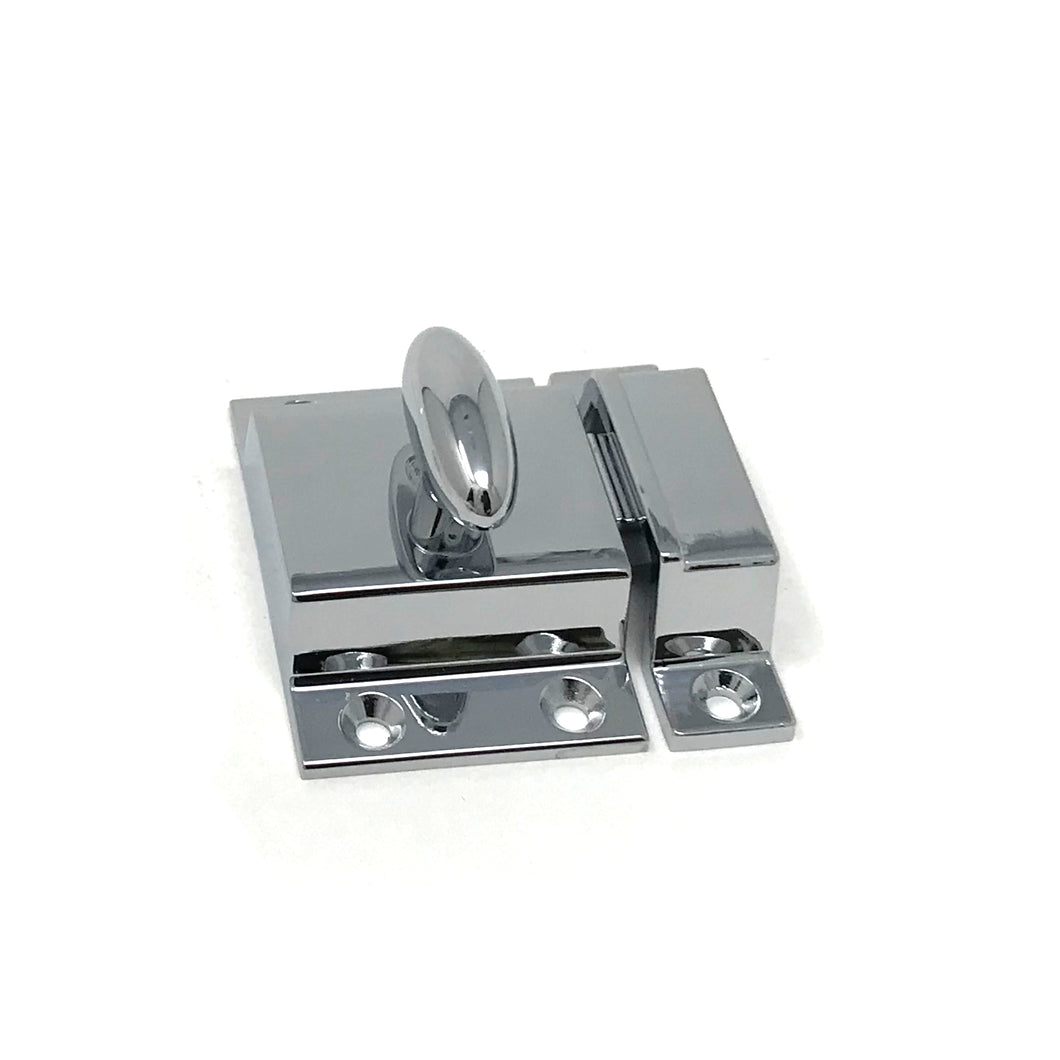 Polished Chrome Latch Handle