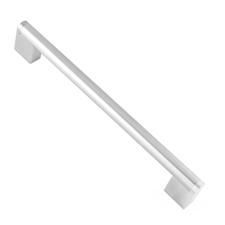320mm Brushed Nickel Boss Bar Handle
