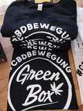 #CBDBEWEGUNG Girl-Top         ( Shirt schwarz )