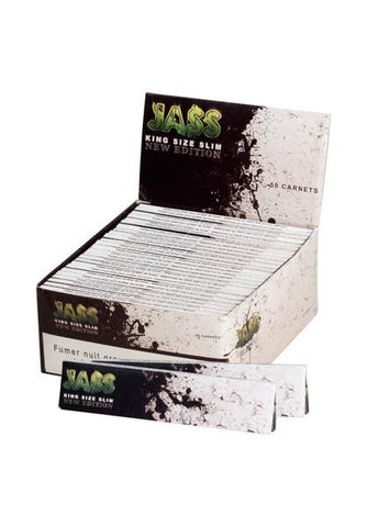 Jass papes white