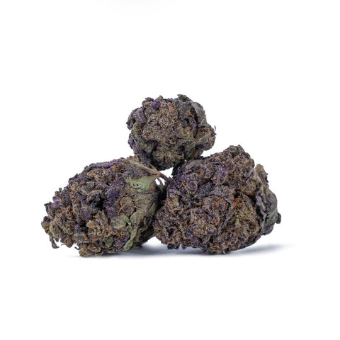Nutzhanfblüten Purple Haze Thai Anbaumethode: Indoor - Lampen Aroma: erdig, blumig & süß Sorte: Cannabis Sativa L. Indoor