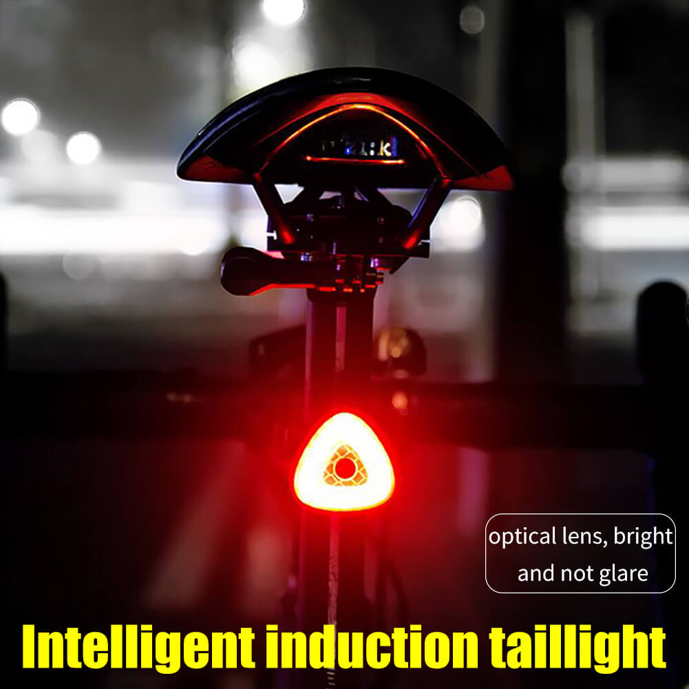 bike saddle light
