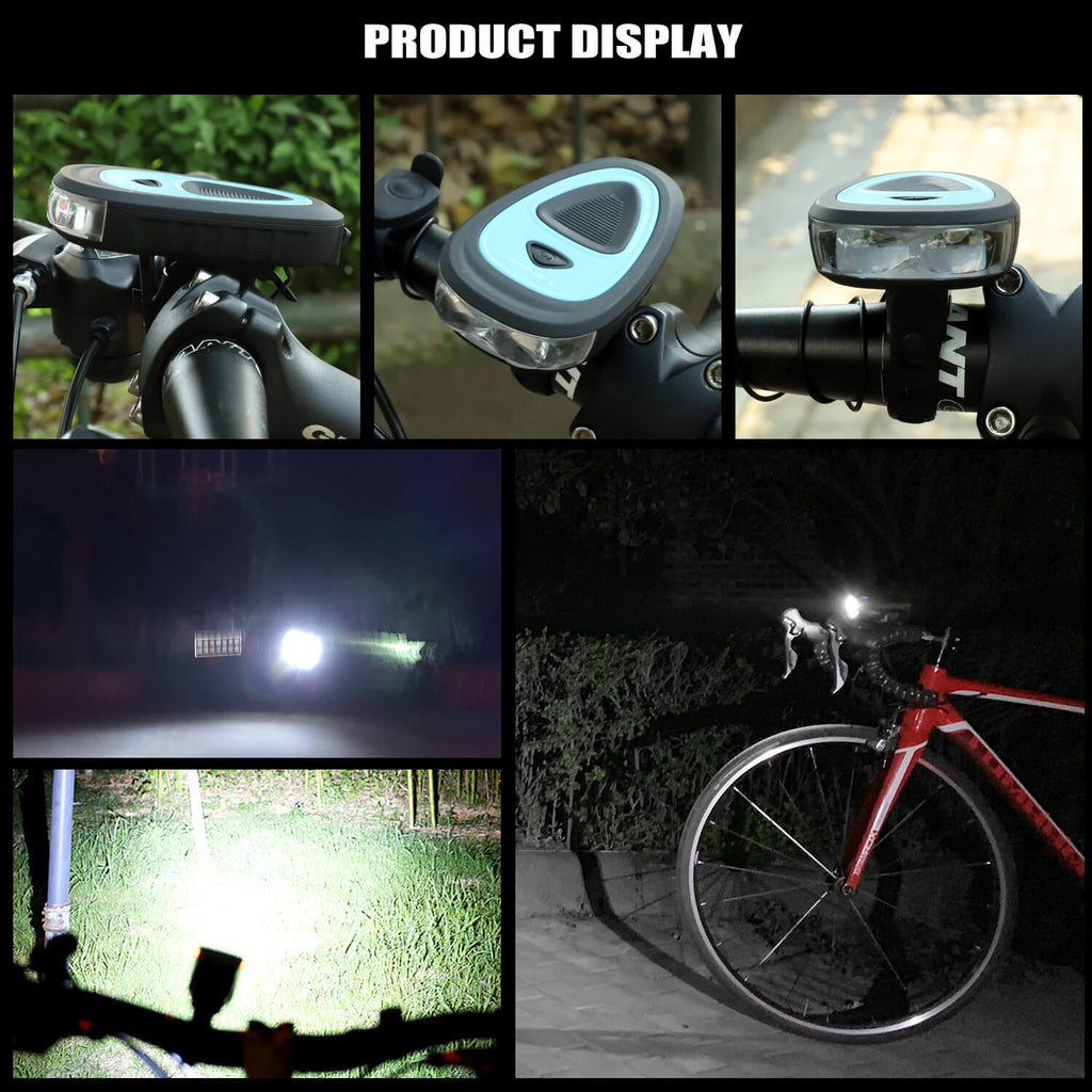 bike Bell lights