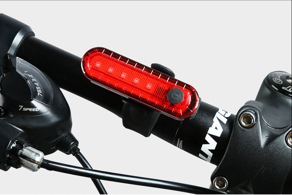 bicycle led taillight