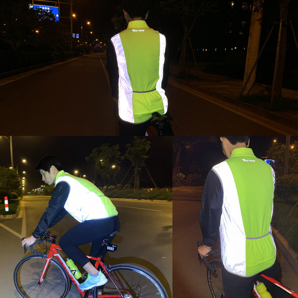 west biking vest