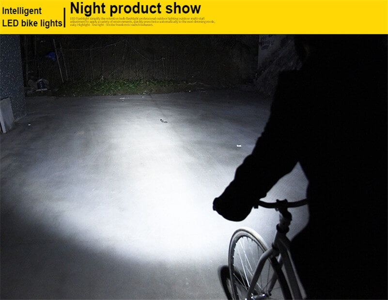 Waterproof Super Bright Bicycle Light