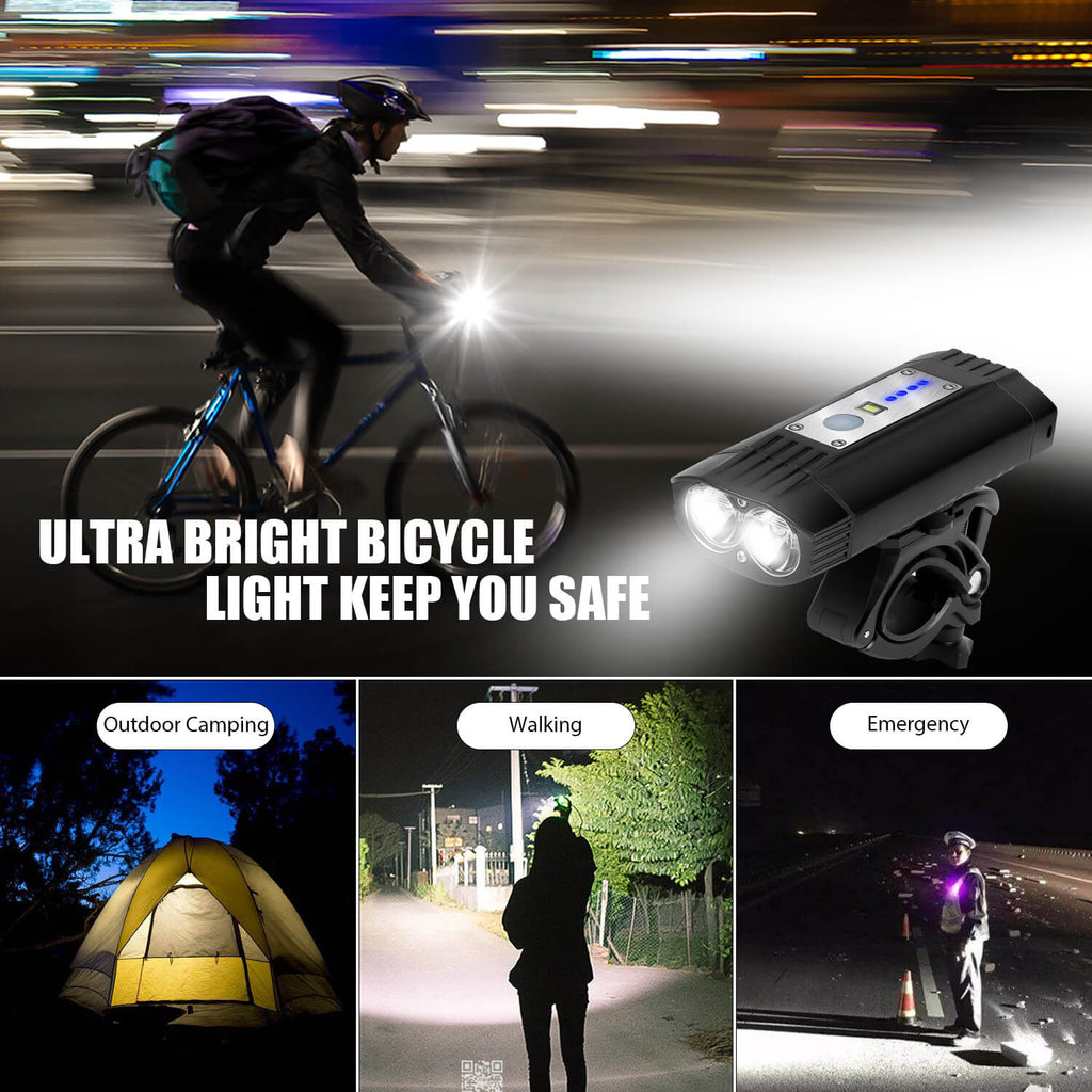 west biking lights