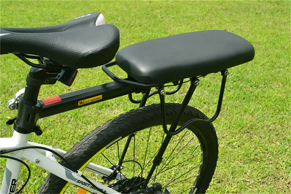Mountain Bicycle Rear Seat Cushion