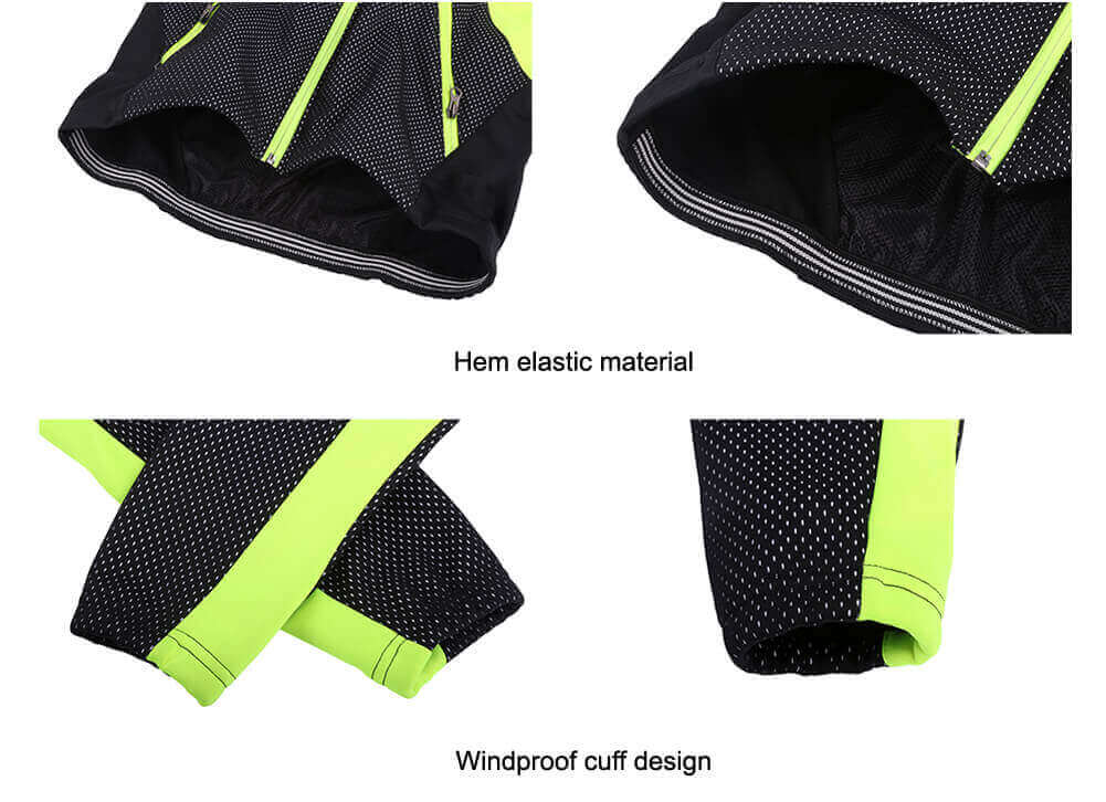 windproof Jersey