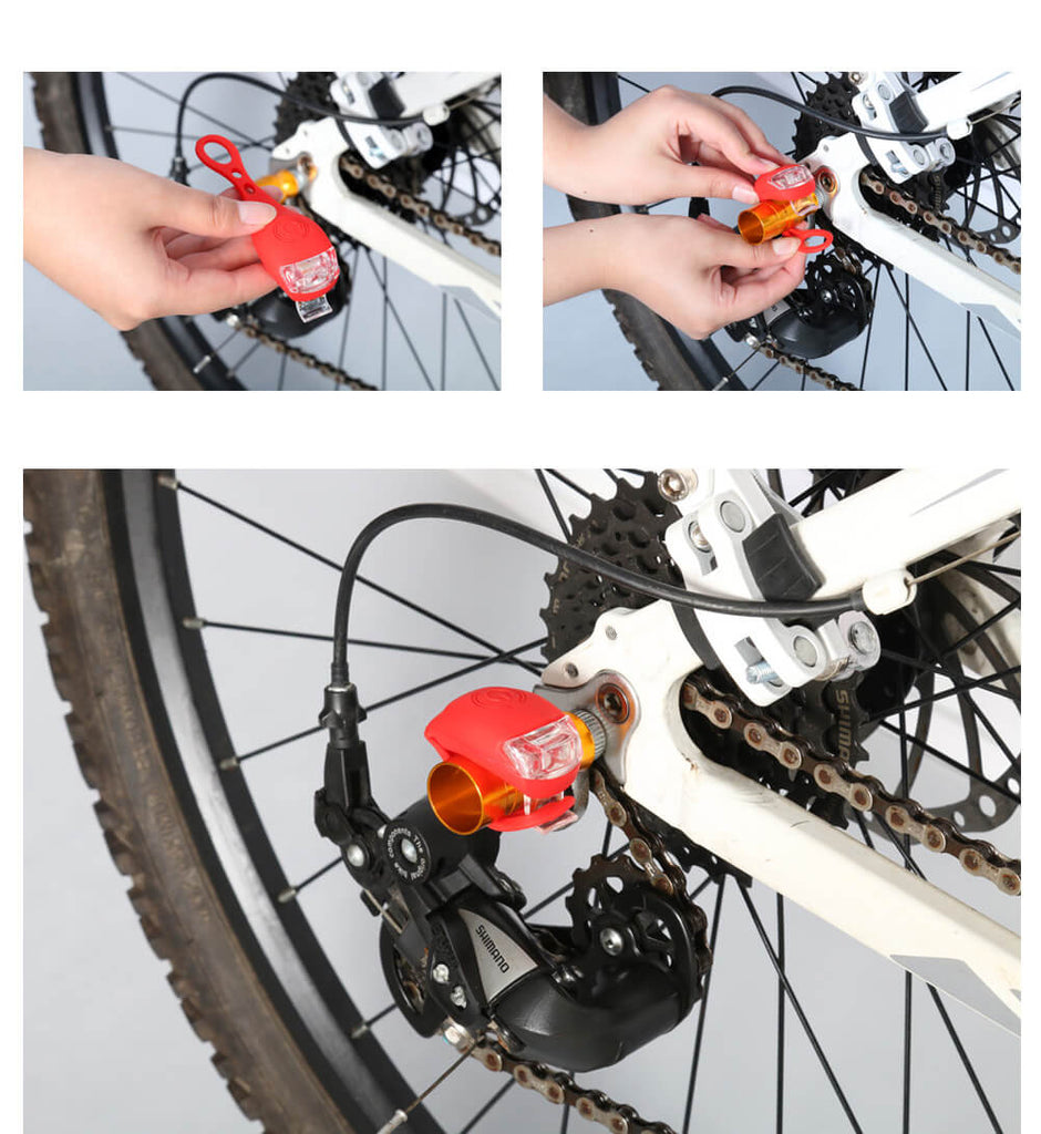 Bicycle Rear Axle