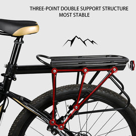 310 LB Bicycle Rack with Fender Board - WEST BIKING