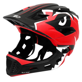 Cycling Children Helmet Full Protective - WEST BIKING