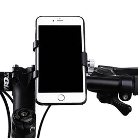 "Bicycle & Motorcycle Phone Holder 3.5 - 6.2"" - WEST BIKING"