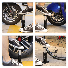 Mini Bike Floor Pump - WEST BIKING