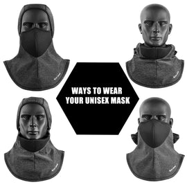 Windproof Balaclava Ski Mask - WEST BIKING