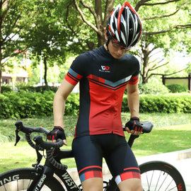 Cycling Short Jerseys Set, Breathable Quick Dry - WEST BIKING