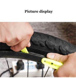 Bicycle Tire Lever Repair Tool 1 Set Patch - WEST BIKING