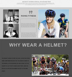Streamline Cycling Helmet - WEST BIKING
