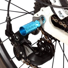 Bicycle Rear Axle Stand with LED Frame Light - WEST BIKING