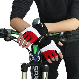 Cycling Bicycle Gloves Half Fingers - WEST BIKING