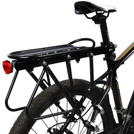 310 LB Bike Cargo Rack Quick Release - WEST BIKING