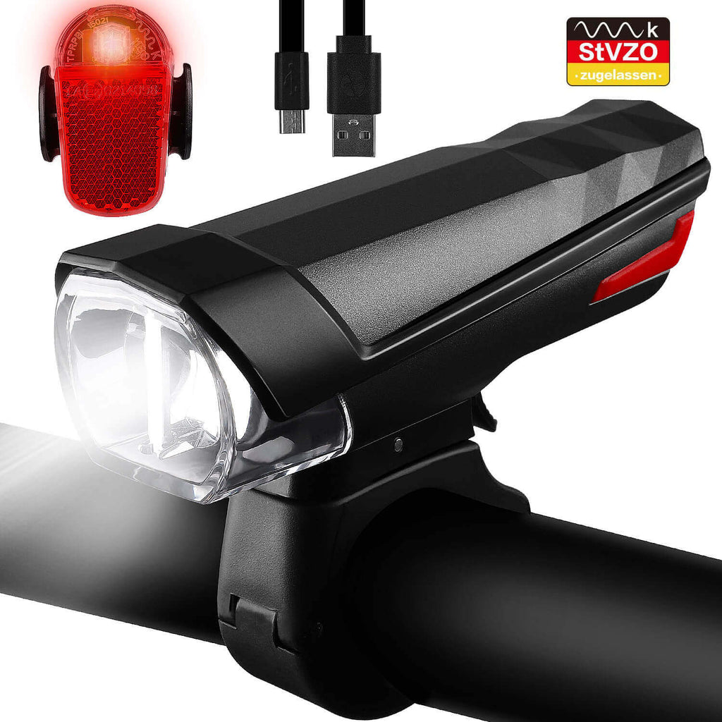 Bicycle Headlight & Taillight Ser - WEST BIKING