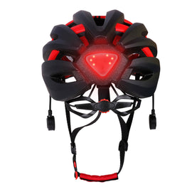 Bluetooth Cycling Helmet with Safety LED Taillight for Adult - WEST BIKING