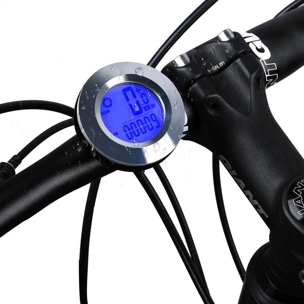 Bike Speedometer & Odometer Wireless - WEST BIKING