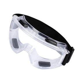 Transparent Goggles, Eye Protection, Dust & UV Protection, Suitable for Men/Women-WEST BIKING
