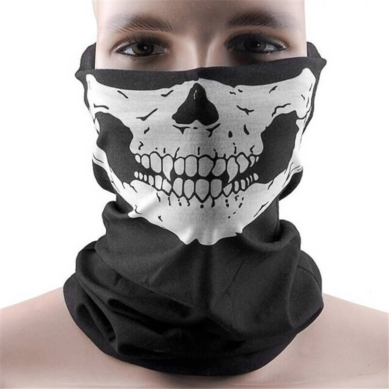 Versatile Face Mask Seamless Bandanna - WEST BIKING